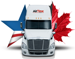 AirTime Express Canada and USA trucking